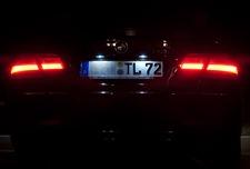 E92 Kennzeichenbeleuchtung (neu)